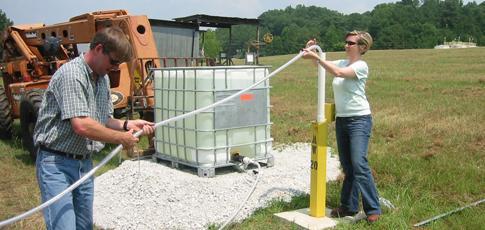 Acidic Groundwater