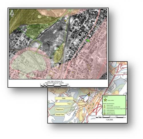 Investigation Using GIS
