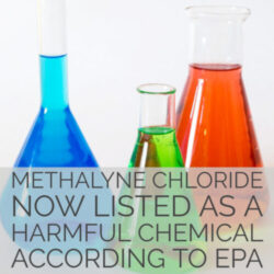 Methylene Chloride (MC) Risk Evaluation Completed